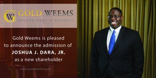Joshua J. Dara, Jr.